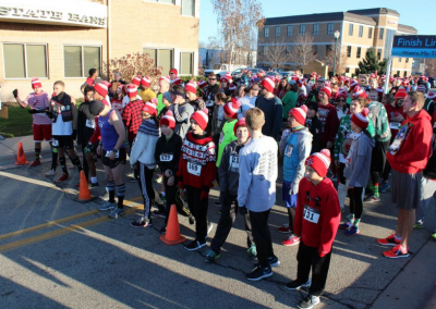 Ugly Sweater Run 2015
