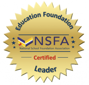 Education Foundation Certified Leader Logo - Final