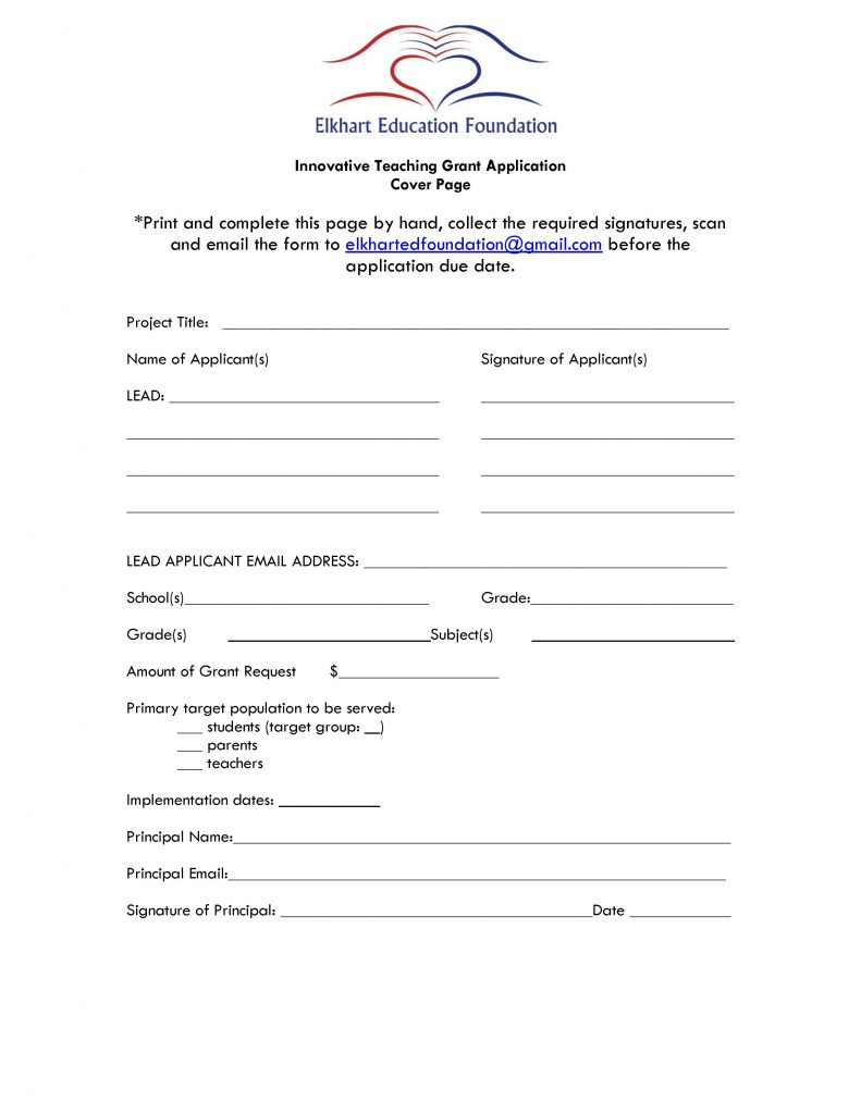 Innovative Teaching Grant SIgnature Page-Spring2016