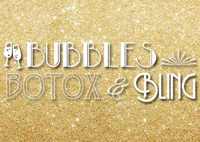 Bubbles, Botox & Bling!