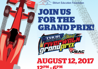 Elkhart Grand Prix Party